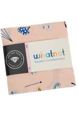 "Rashida Coleman-Hale Whatnot, 5""x5"" Charm Pack, 42 pcs."