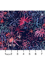 PD's Dear Stella Collection American Summer, Fireworks in Multi, Dinner Napkin