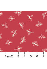 PD's Andover Collection French Bee in Berrylicious, Dinner Napkin