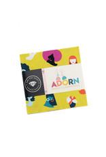 "Rashida Coleman-Hale Adorn, 5""x5"" Charm Pack, 42 pcs."
