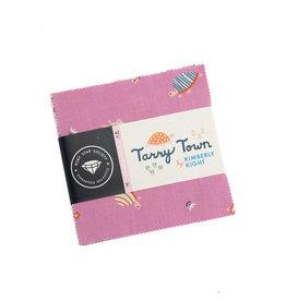 "Kim Kight Tarry Town, 5""x5"" Charm Pack, 42 pcs."