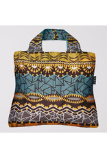 Envirosax Ankara Stripe - Pocket Sized Reusuable Bag from Envirosax