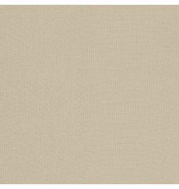 Robert Kaufman Kona Cotton in Parchment, Fabric Half-Yards