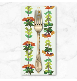 PD's Kathy Doughty Collection Earth Made Paradise, Wallpaper in Gold, Dinner Napkin