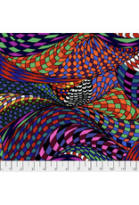 Adrienne Leban BioGeo-1, Swimmingly in Multi, Fabric Half-Yards