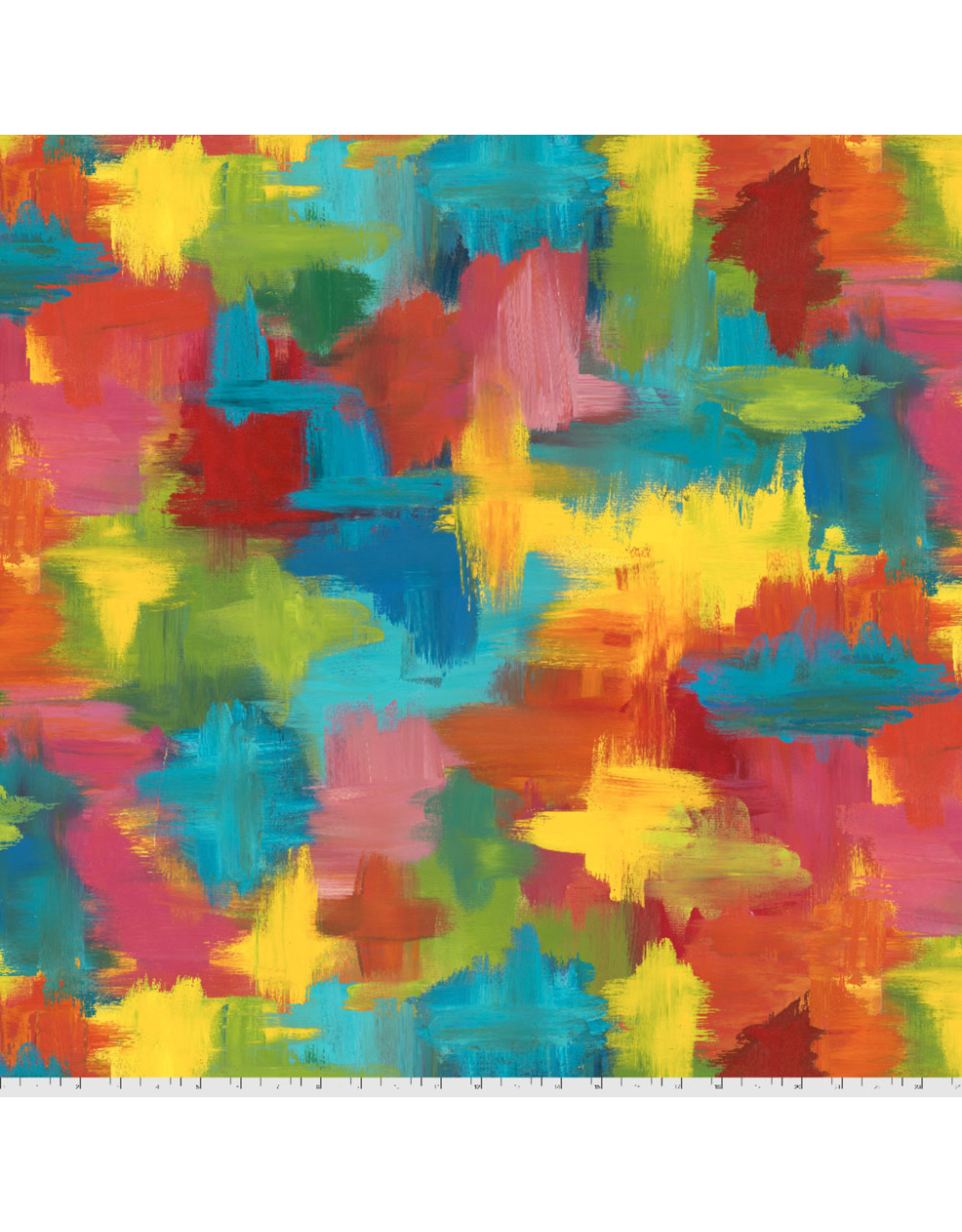 PD'S Free Spirit Collection Pizzazz, Garden Patch in Multi, Dinner Napkin