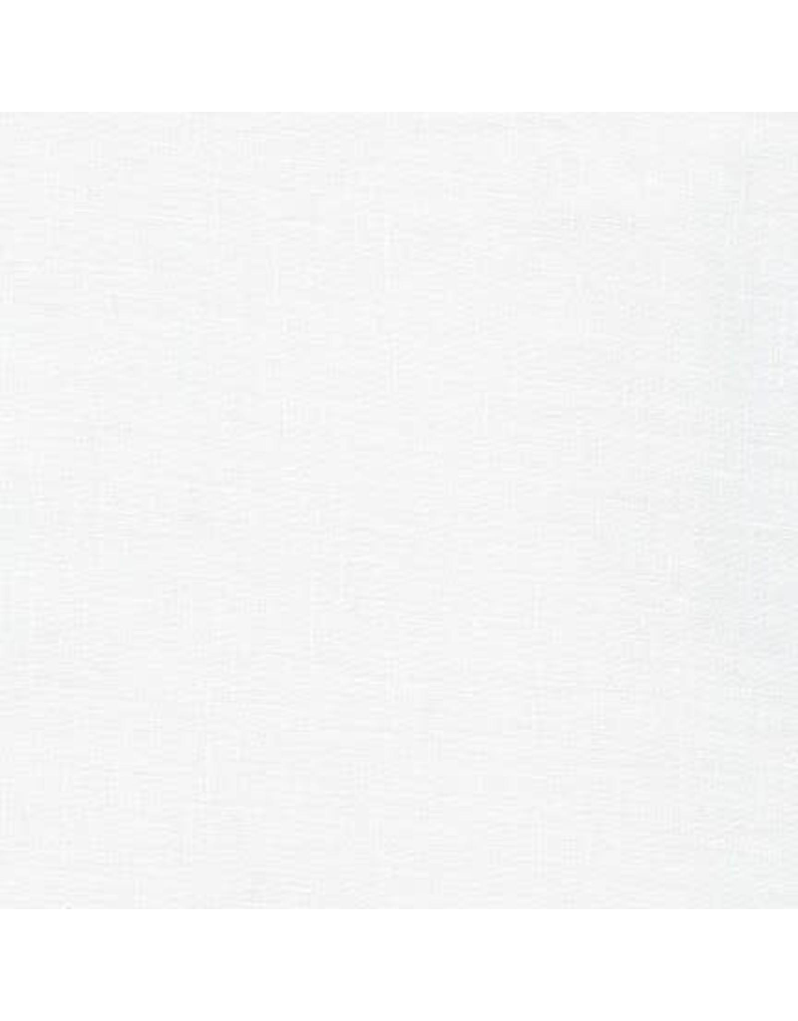Robert Kaufman Limerick Linen in White, Fabric Half-Yards
