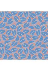 Paintbrush Studio Organic Double Gauze, Botanica, Canopy, Fabric Half-Yards