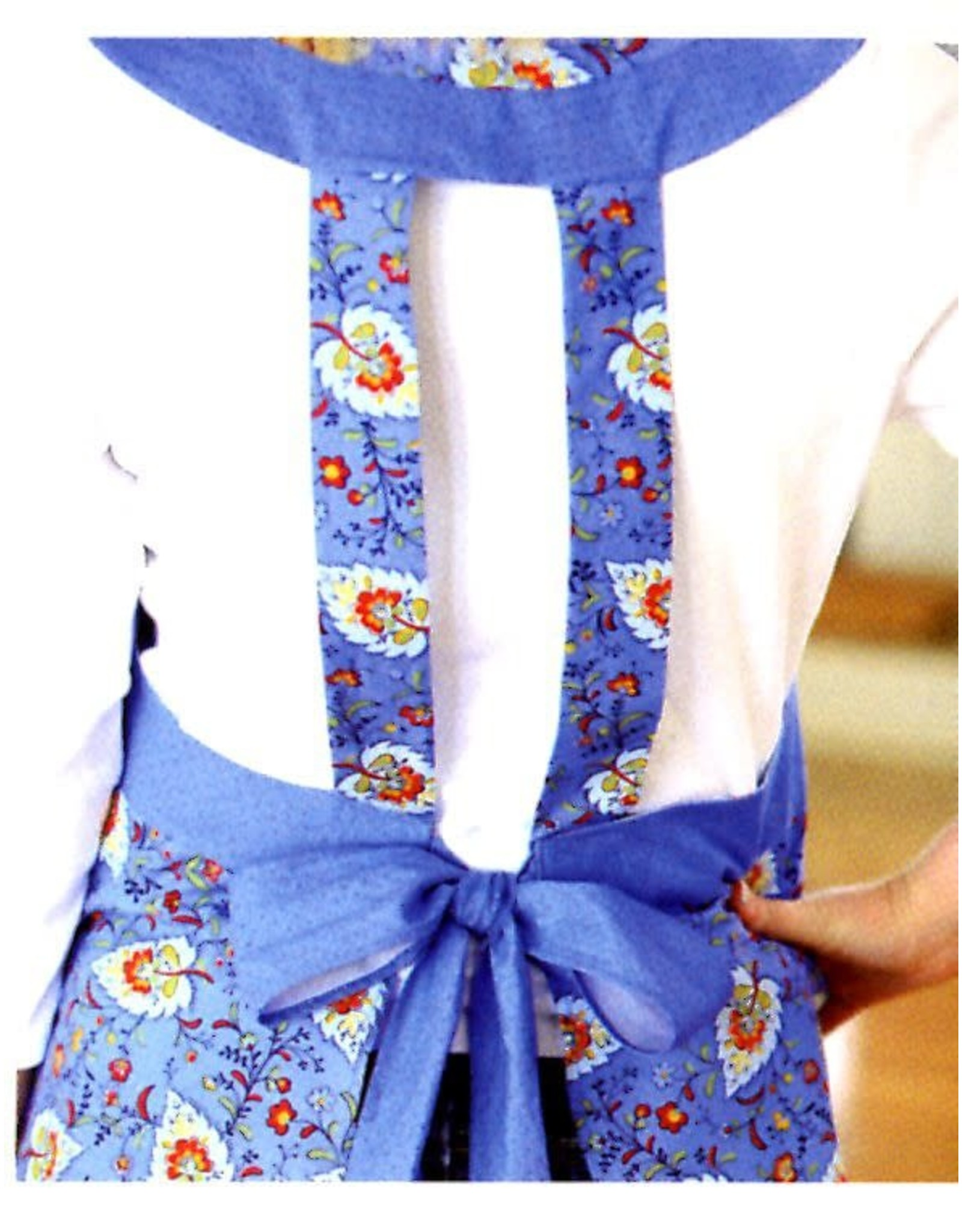 Indygo Junction All Day Apron Pattern