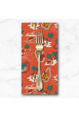 PD's Sevenberry Collection Island Paradise, Island Life in Pimento, Dinner Napkin