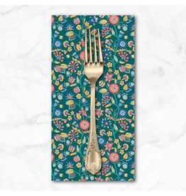PD's Liberty of London Collection Liberty Emporium, Merchants Tree A, Dinner Napkin