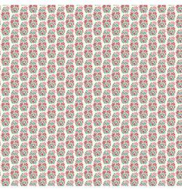 Liberty Fabrics Liberty Emporium,  Palmeria A, Fabric Half-Yards