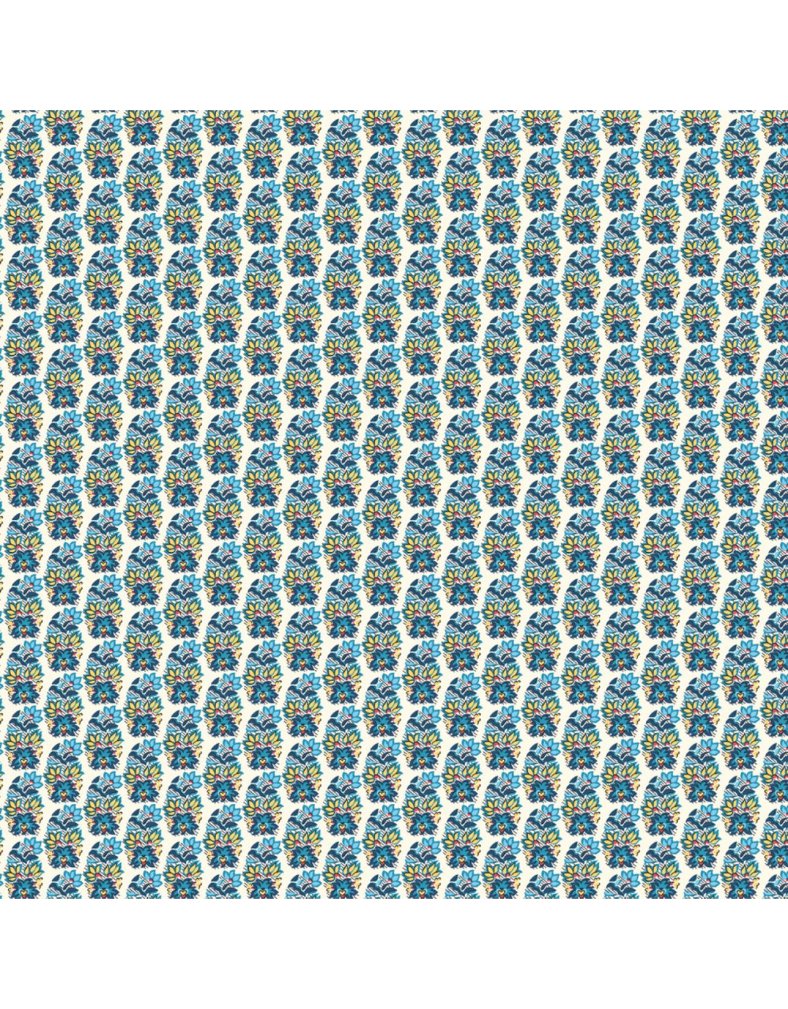 Liberty Fabrics Liberty Emporium,  Palmeria B, Fabric Half-Yards
