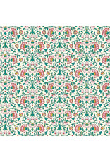 Liberty Fabrics Liberty Emporium,  Culodden Vine A, Fabric Half-Yards
