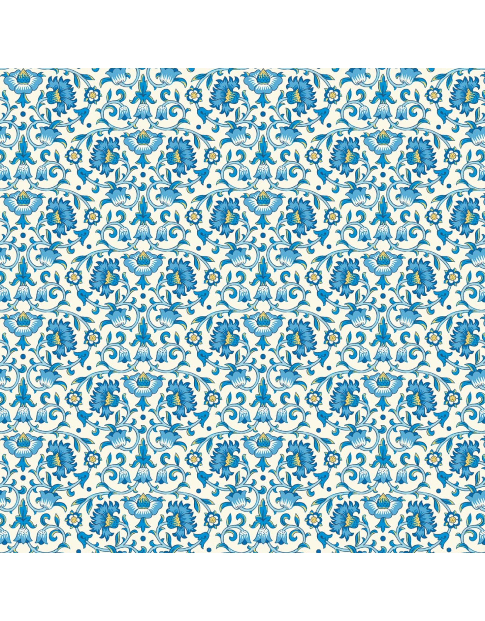 Liberty Fabrics Liberty Emporium,  Culodden Vine B, Fabric Half-Yards