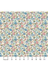 Liberty Fabrics Liberty Emporium,  Merchants Tree B, Fabric Half-Yards