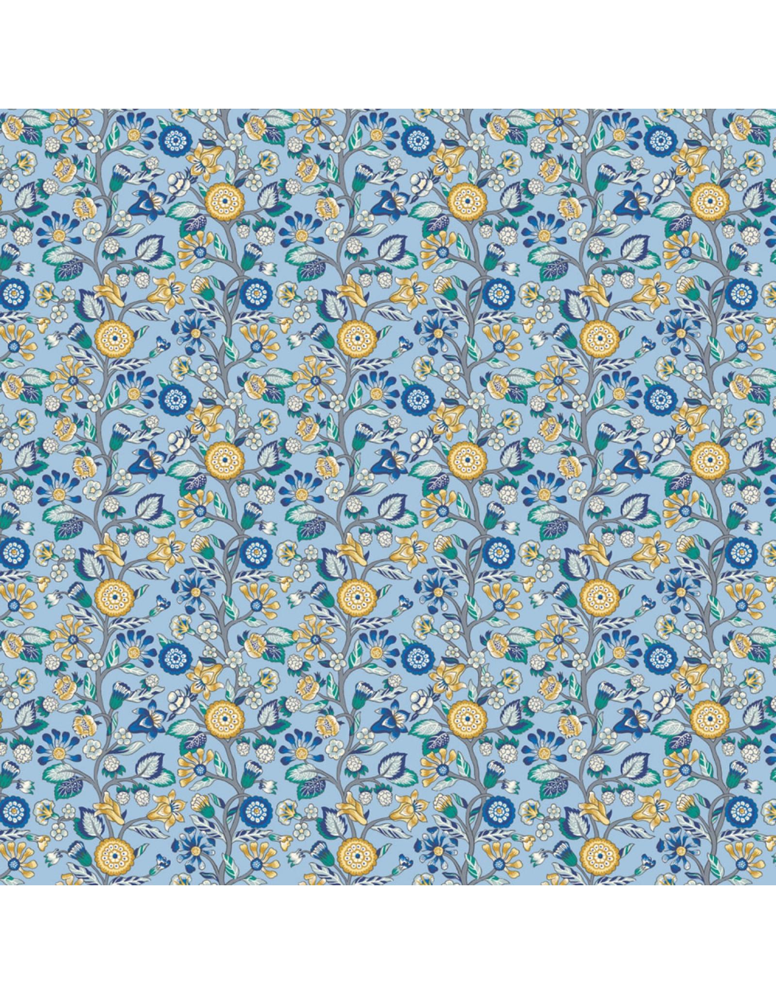Liberty Fabrics Liberty Emporium,  Merchants Tree C, Fabric Half-Yards
