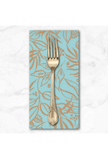 PD's Moda Collection Sunshine Soul, Leaf It To Me Leaves in Soft Jadeite, Dinner Napkin