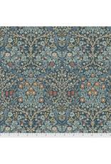 PD's William Morris Collection Morris & Co., Granada, Blackthorne in Indigo, Dinner Napkin
