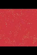 Rashida Coleman-Hale Ruby Star Society, Speckled New in Scarlet, Fabric Half-Yards