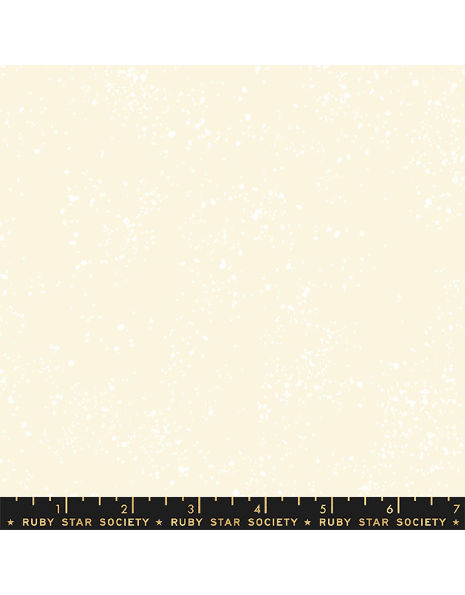 Rashida Coleman-Hale BACKORDERED-Ruby Star Society, Speckled New in Sweet Cream, Fabric Half-Yards