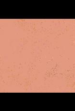 Rashida Coleman-Hale Ruby Star Society, Speckled New in Melon, Fabric Half-Yards