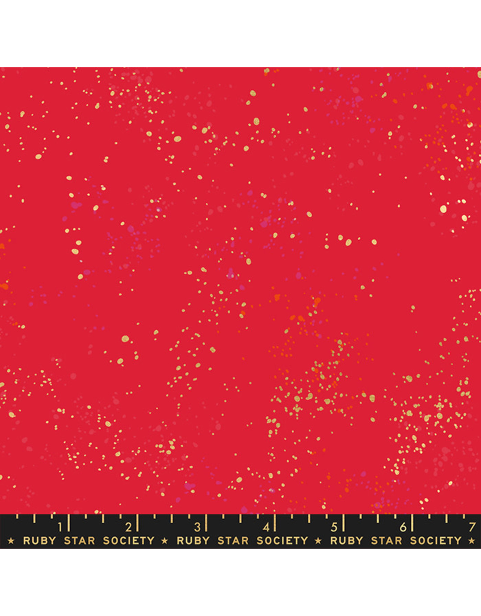 PD's Ruby Star Society Collection Ruby Star Society, Speckled New in Scarlett, Dinner Napkin