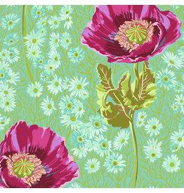 Anna Maria Horner Bright Eyes, Bossy in Meadow, Fabric Half-Yards