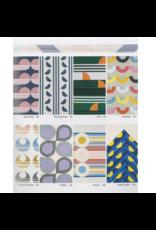 C&T Publishing Quilt Modern Curves & Bold Stripes