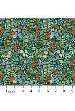 Rifle Paper Co. Meadow, Meadow in Hunter, Fabric Half-Yards