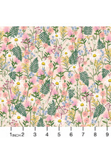 PD's Rifle Paper Co Collection Wildwood, Wildflowers in Pink, Dinner Napkin