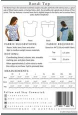 Sew To Grow The Bondi Top Pattern