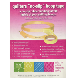 PD ON ORDER-No Slip Hoop Tape for Embroidery Hoops