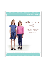 Oliver + S Oliver+S's Girl On The Go Dress  + Top Pattern - Sizes 8 - 18