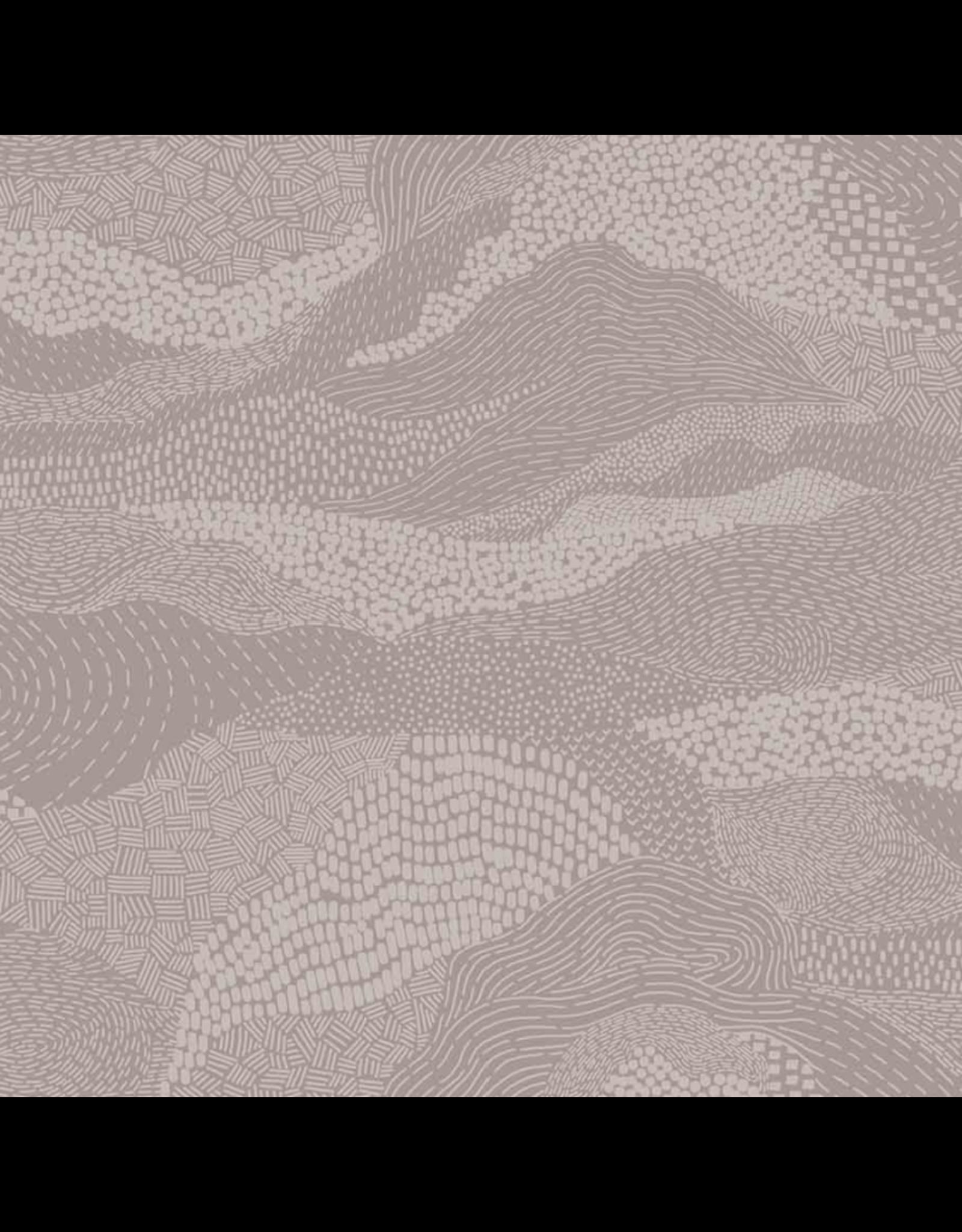Figo Elements, Earth in Taupe, Fabric Half-Yards