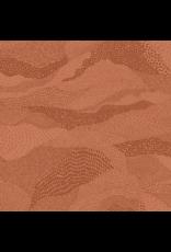 Figo Elements, Earth in Rust, Fabric Half-Yards