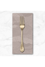 PD's Figo Collection Elements, Earth in Taupe, Dinner Napkin