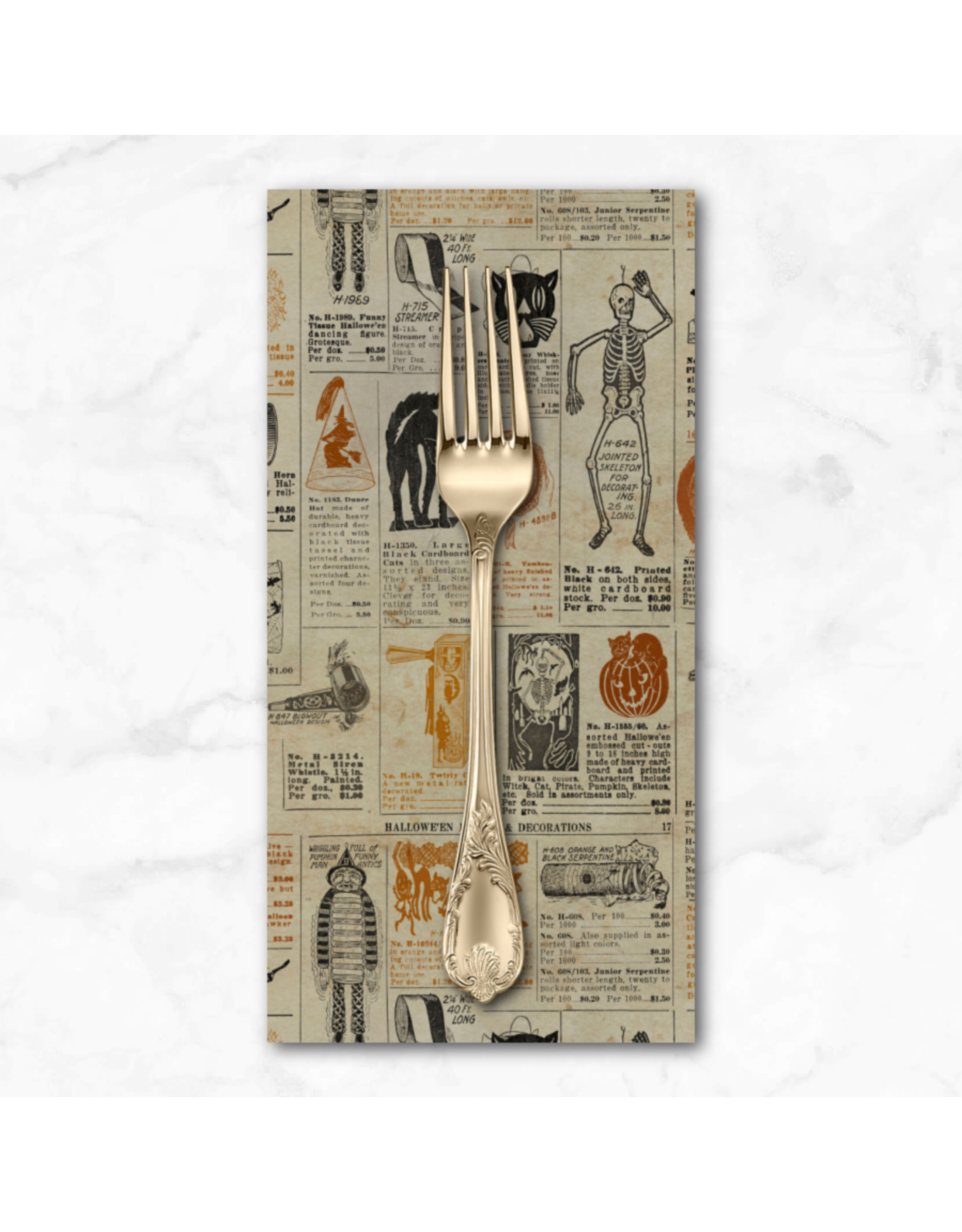 PD's Tim Holtz Collection Regions Beyond, Masquerade in Multi, Dinner Napkin