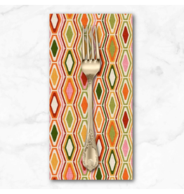 PD's Michael Miller Collection Harvest Tribute, Artful Accents in Cream, Dinner Napkin