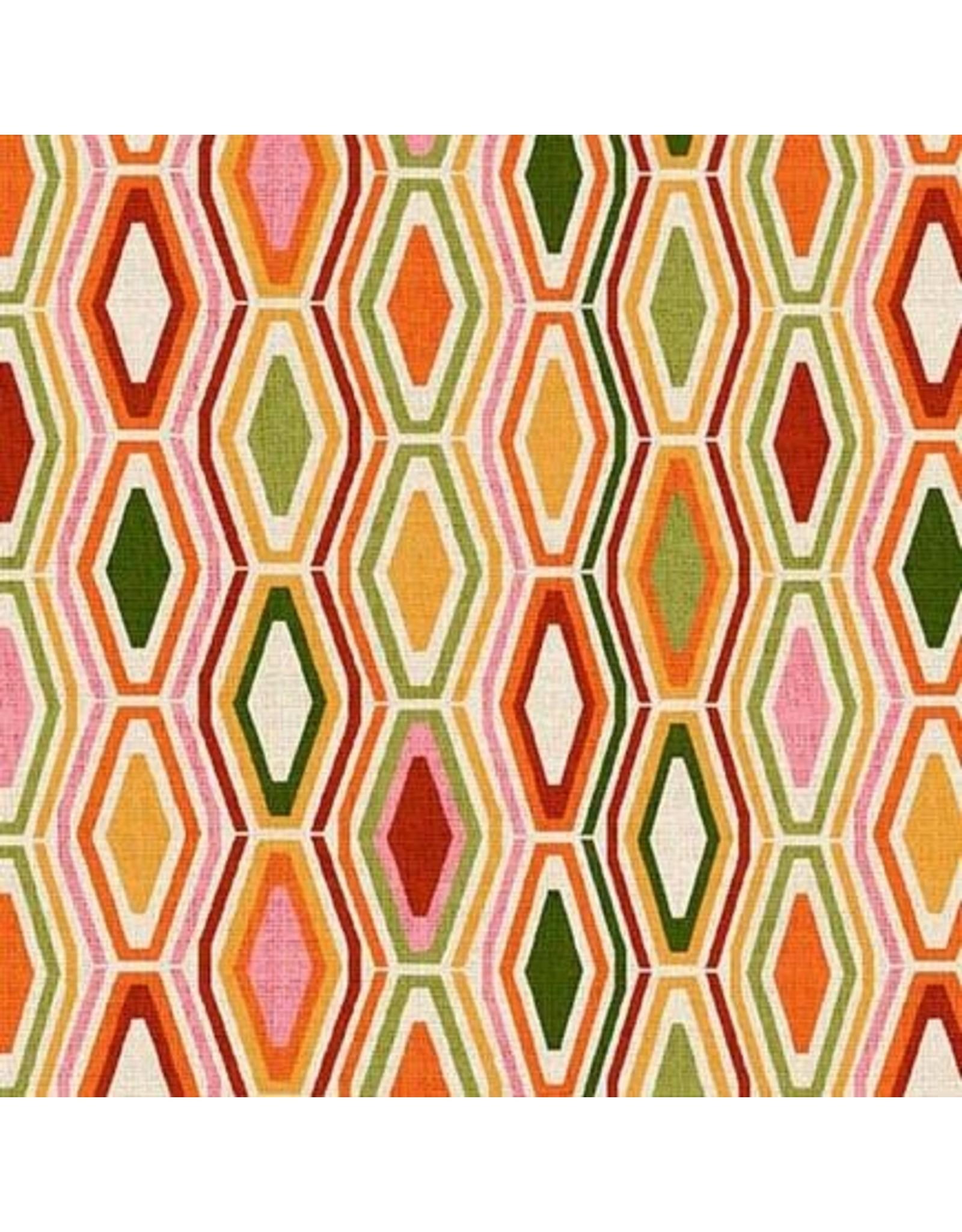 Michael Miller Harvest Tribute, Artful Accents in Cream, Fabric Half-Yards