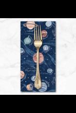 PD's Dear Stella Collection Starstuff, Planets in Multi, Dinner Napkin