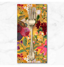 PD's August Wren Collection Chef's Table, New Beginnings in Multi, Dinner Napkin