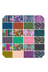 Anna Maria Horner Passion Flower by Anna Maria Horner, Jelly Roll, 40 pc. Design Roll