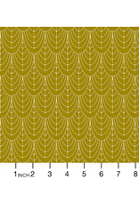 Giucy Giuce Century Prints, Deco Curtains in Brass, Fabric Half-Yards