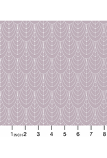 Giucy Giuce Century Prints, Deco Curtains in Whisper, Fabric Half-Yards