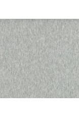 Robert Kaufman Laguna Lightweight Jersey Knit in Grey Heather, Fabric Half-Yards