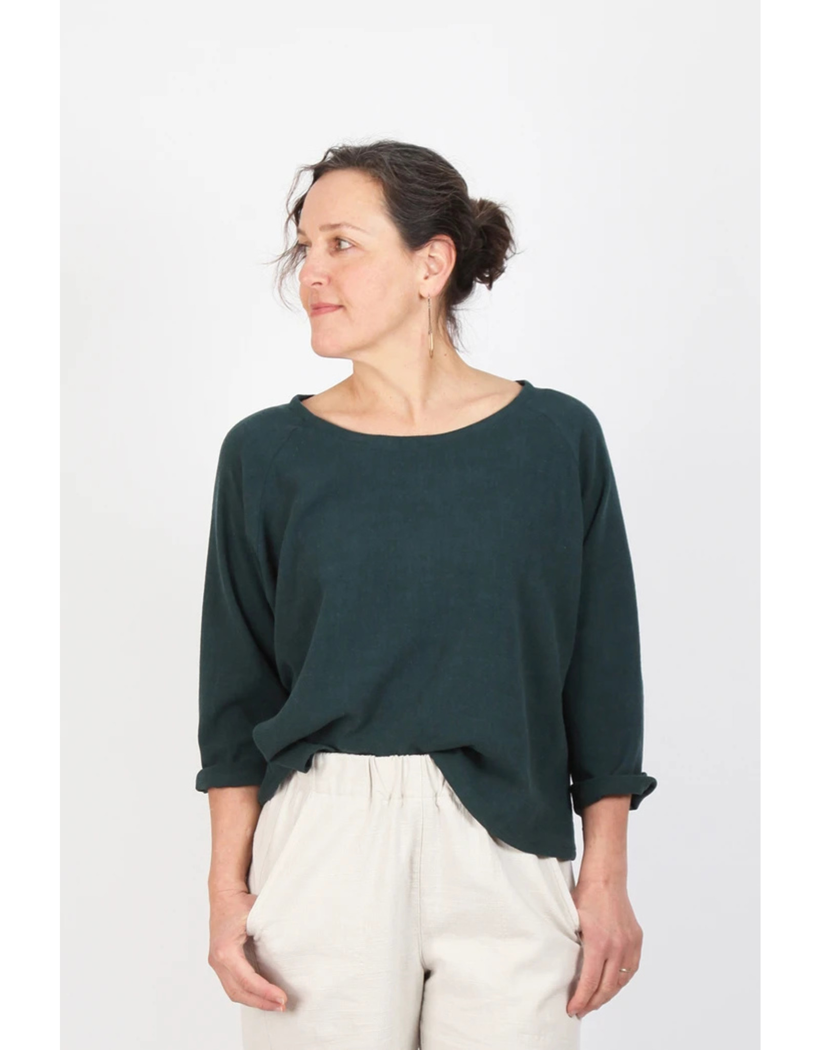 Sew House Seven The Remy Raglan Shirt Pattern