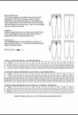 True Bias Hudson Pant, Sweatpants  Pattern