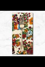 PD's Alexander Henry Collection Folklorico, La Mascarada in Natural, Dinner Napkin