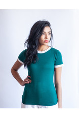 True Bias Rio - Ringer T-Shirt & Dress  Pattern
